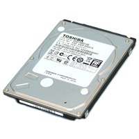 "Toshiba HDD 2.5"" Internal SATA2 1TB Hard Drive MQ01ABD100"
