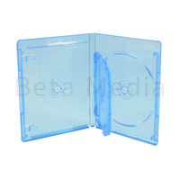 Quad Blu Ray 14mm Cases - Australian Standard Size Case
