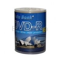 Data Bank DVD-R 16x blank discs
