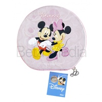Disney Minnie Mouse - CD / DVD Tin Storage Wallet Case Holds 24 discs