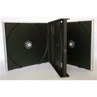 Triple Jewel Cases with Black Tray