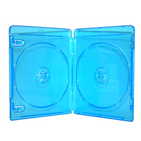 Double Blu Ray 12mm Cases - U.S Standard Size