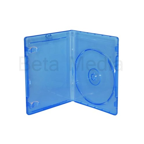 Single Blu Ray 12mm Cases - U.S Standard Size [I need: 100 ]
