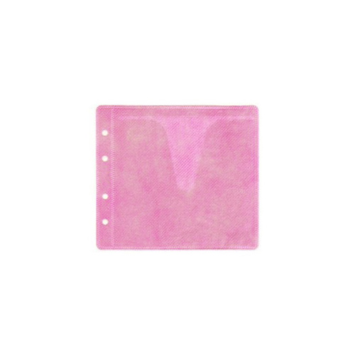 Pink CD / DVD Double Sided Plastic Sleeves [I need: 4000 (1 box) ]