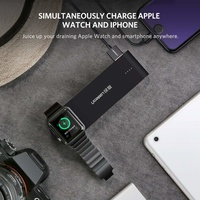Ugreen 2200mAh Wireless Power Bank for Apple Watch and iPhone or smart phone