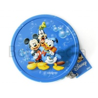 Disney Mickey Mouse & friends 2 - CD / DVD Tin Storage Wallet Case Holds 24 discs