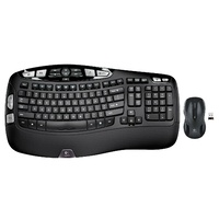Logitech Wireless Keyboard & Mouse Combo MK550