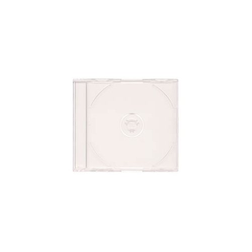 Single Standard Jewel CD Cases with Clear Tray [I need: 400 (4 boxes) ]